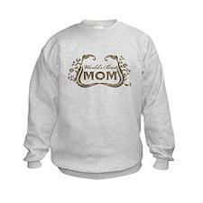 World's Best Mom Sweatshirt