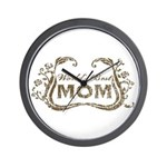 World's Best Mom Wall Clock