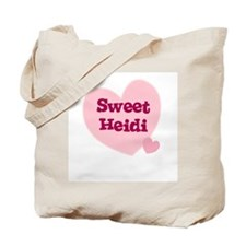 Sweet Heidi Tote Bag