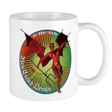 Red Tailed Devils Mug