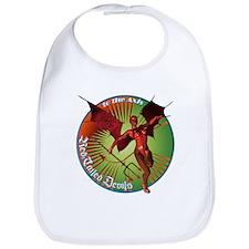 Red Tailed Devils Bib