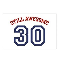 Still Awesome 30 Postcards (Package of 8)