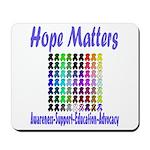Hope Matters Mousepad