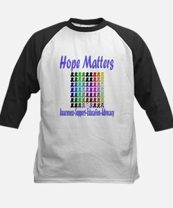 Hope Matters Kids Baseball Jersey