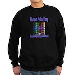 Hope Matters Sweatshirt (dark)