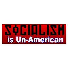 Socialism Bumper Bumper Sticker