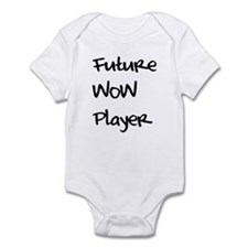 Future WoW Player Infant Bodysuit