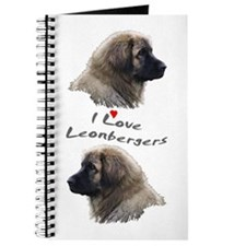 I Love Leonbergers Journal