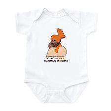 Sardar. Infant Bodysuit