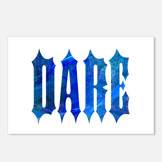 Dare Postcards (Package of 8)