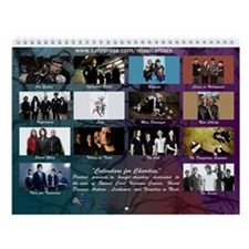 Alternative/Rock/Indie 2013 Wall Calendar