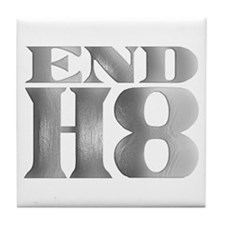 End H8 Tile Coaster