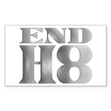 End H8 Decal