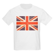 Antique Union Jack T-Shirt