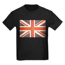 Antique Union Jack T-Shirt