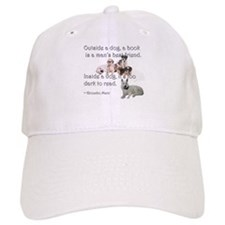 Outside a Dog Baseball Cap