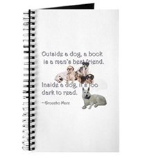 Outside a Dog Journal