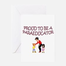 Funny School houses Greeting Card