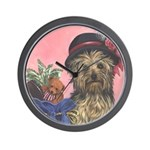 United Yorkie Rescue Wall Clock