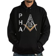 Prince Hall Square and Compass Hoody