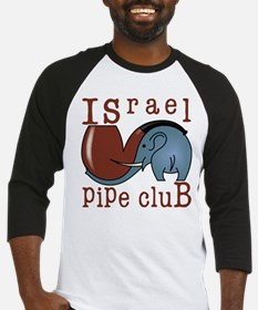 Israel Pipe Club Baseball Jersey