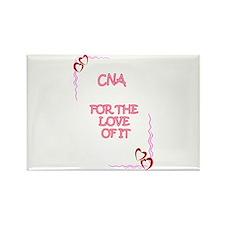 Cool Registered nurse Rectangle Magnet (100 pack)