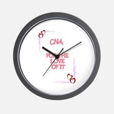 Lvn Wall Clock
