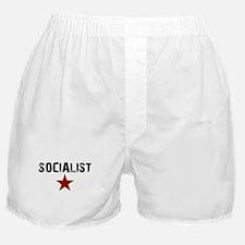 Cute Socialism Boxer Shorts