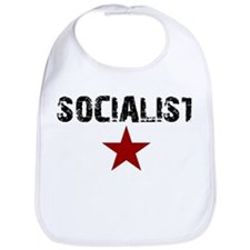 Cute Socialism Bib