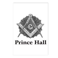 Prince Hall Square and Compass Postcards (Package