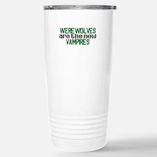 NEW MOON WEREWOLF! Travel Mug