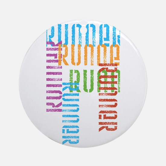 Run Off Variety Ornament (Round)