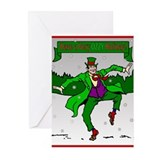 The wizard of oz cards Greeting Cards (20 Pack)