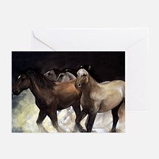Nevada Ghosts Greeting Cards (Pk of 20)