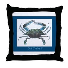 Cute Claw Throw Pillow