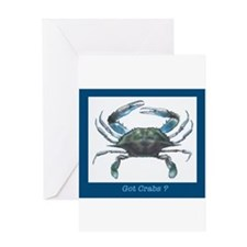 Unique Claw Greeting Card