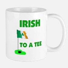IRISH UP TO PAR Mug