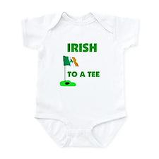 IRISH UP TO PAR Infant Bodysuit