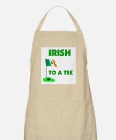 IRISH UP TO PAR BBQ Apron