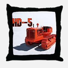 The Heartland Classic HD-5 Cr Throw Pillow