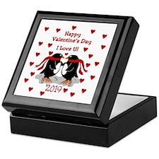 Penguin Valentine 2015 Keepsake Box