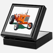Cool Chalmers grandpa agriculture Keepsake Box