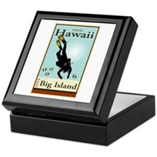 Travel Hawaii Keepsake Box