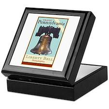 Travel Pennsylvania Keepsake Box