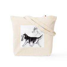 Unique Siberian husky rescue Tote Bag