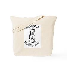 Siberian Tote Bag