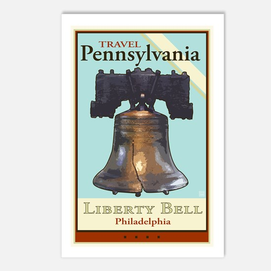 Travel Pennsylvania Postcards (Package of 8)