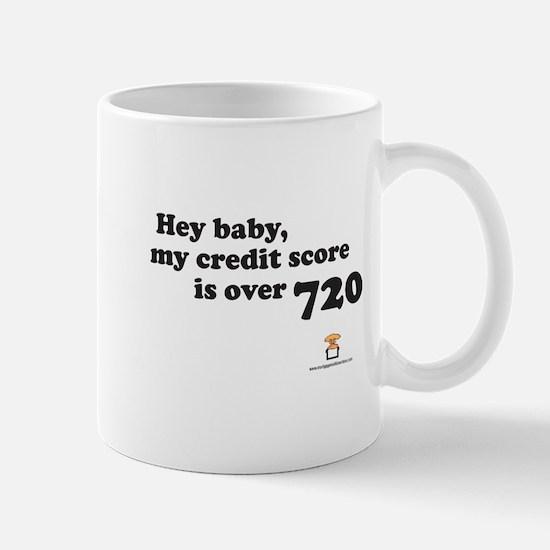 Hey Baby, My Credit Score is Mug