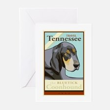 Travel Tennessee Greeting Cards (Pk of 10)