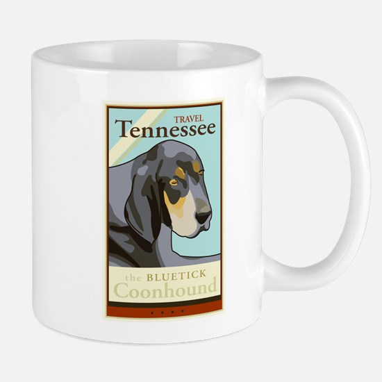 Travel Tennessee Mug